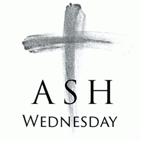 ash wednesday in england did you not know what the holy one can do with dust