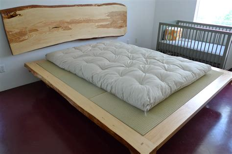 Tatami Platform Bed Japanese Platform Bed Furniture Tatami And Interalle