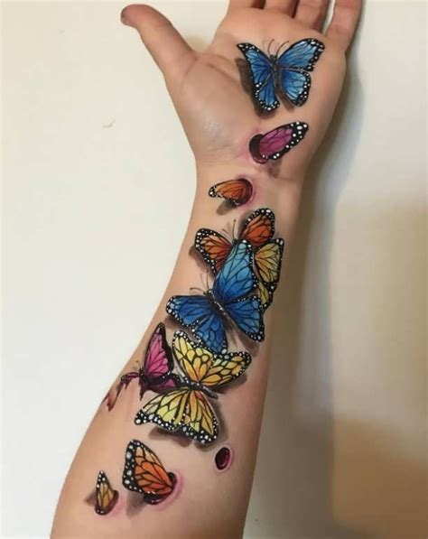 tattoo 3d schmetterling 220 ber 1 000 ideen zu tattoo schmetterling 3d auf pinterest