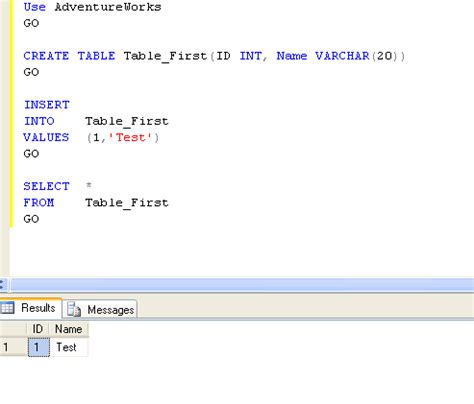 Sql Change Table Name Sql Server How To Rename A Column Name Or Table Name Sql Authority With Pinal Dave