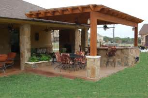 Outdoor Kitchen Pergola Ideas by Outdoor Kitchen Weatherproof Pergola Austin Outdoor Living