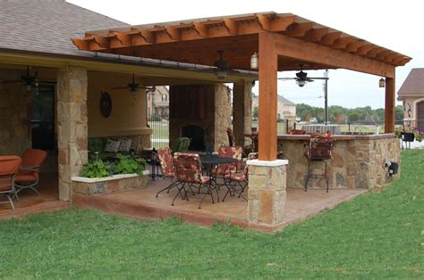 outdoor kitchen weatherproof pergola outdoor living