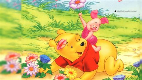 wallpaper animasi winnie the pooh winnie the pooh backgrounds wallpaper cave
