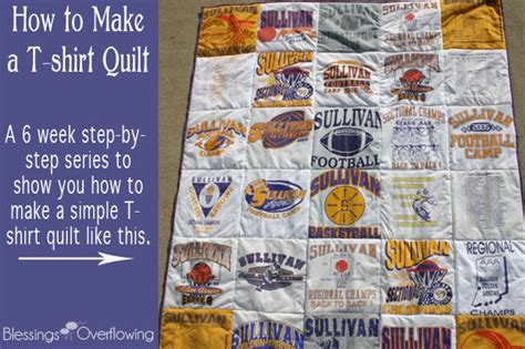Interfacing For T Shirt Quilt by How To Make A T Shirt Quilt Week 3 Interfacing