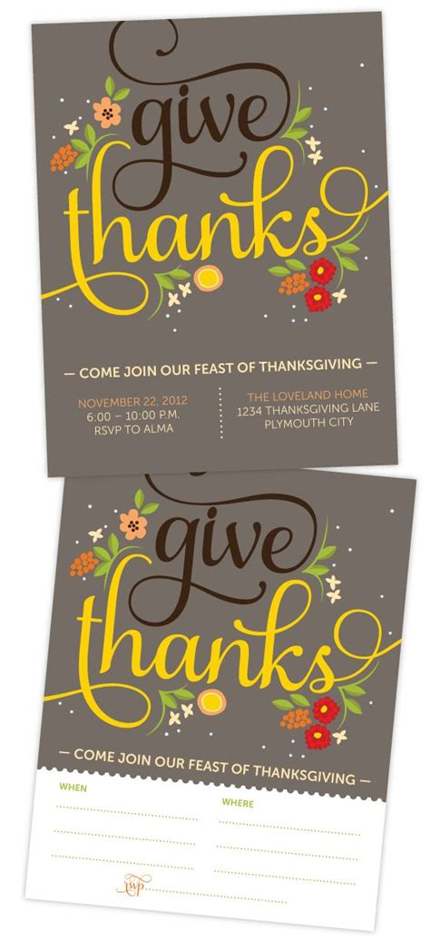 Template For Giving Card by Printable Cards Dinner Invitations And Illustrators On