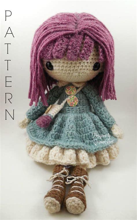 by hook by hand manga manga amigurumi doll free pattern download 25 best ideas about crochet doll pattern on pinterest