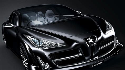 latest peugeot peugeot s latest sedan concept is a drop dead stunner
