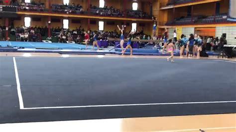 level floor 2018 rhythmic gymnastics level 3 floor routine 2018