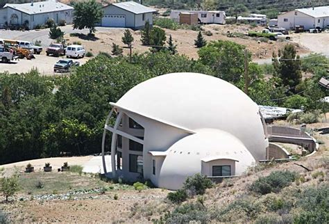 dome house dome house mayer arizona incredable homes pinterest