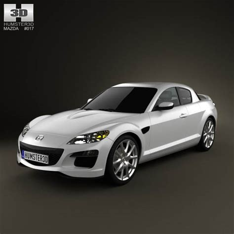 automotive repair manual 2011 mazda rx 8 electronic throttle control mazda rx 8 2011 3d model hum3d