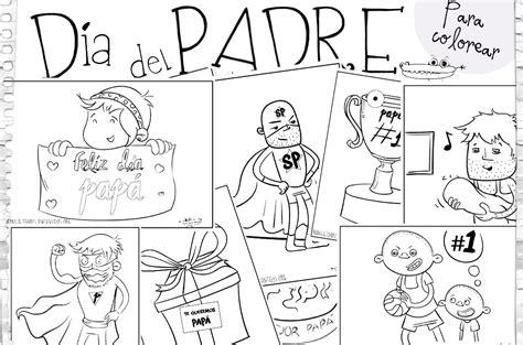 dibujo para colorear de dia del padre dibujos para el d 237 a del padre manualidades infantiles