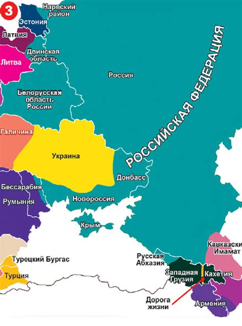 russia europe map 2035 kremlin fantasies huffpost