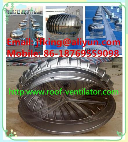 non electric ventilation fans non electric turbine ventilation fan 530mm 103725802