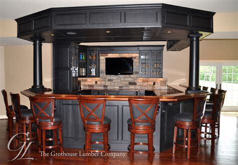 bar top wood maple wood bar top in churchville maryland by grothouse