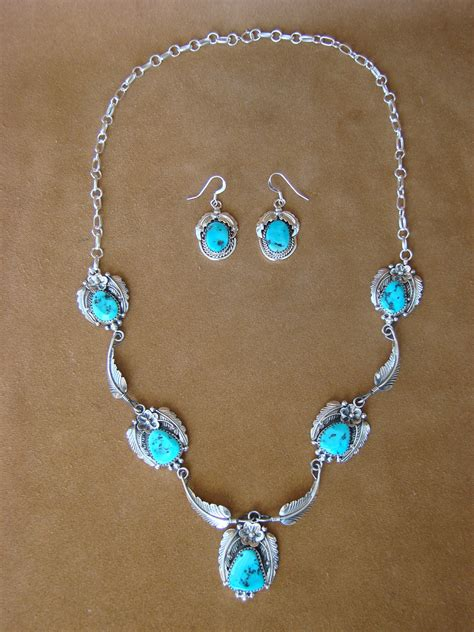 Handcrafted American Jewelry - american jewelry sterling silver handmade turquoise