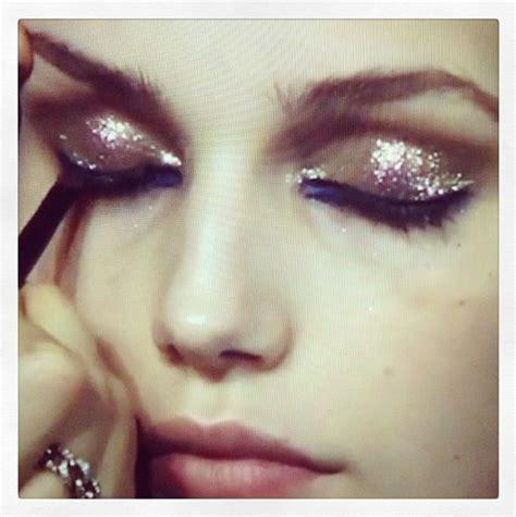 Eyeshadow Glitter Bagus step by indian makeup saubhaya makeup