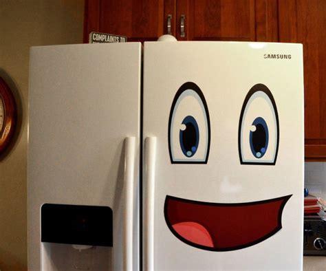 fridge happy face refrigerator magnets pee wees blog