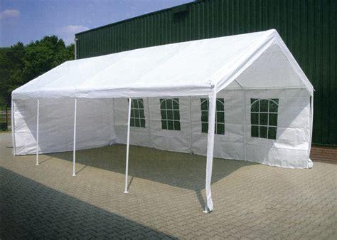 gartenpavillon plastik pavillon 8x4m festzelt zelt partyzelt stabil gartenzelt
