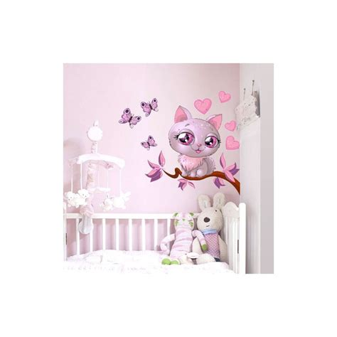 Stickers Chambre Bebe Fille Pas Cher