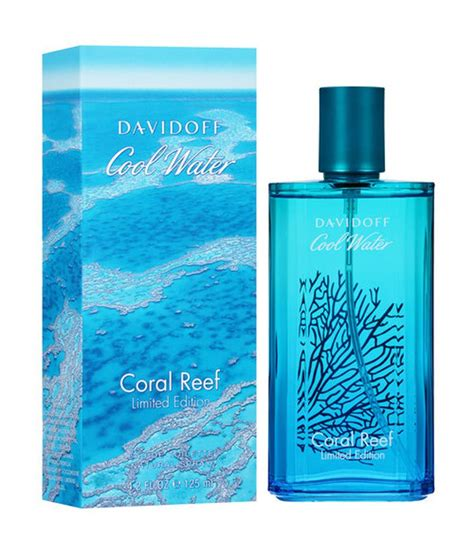 Davidof 7 Ml davidoff cool water coral reef edt 125 ml for buy at best prices in india snapdeal