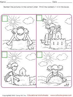 haircut short story point of view free story sequence worksheets for 5th grade sequencing