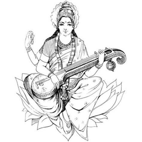 saraswati tattoo designs 99 different cultures designs