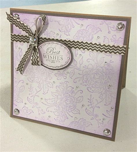Handmade Best Wishes Cards - 487 best images about handmade cards on