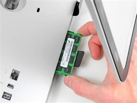 Ram Untuk Cpu mecnote imac model terkini didapati boleh dipertingkatkan ram dan cpu