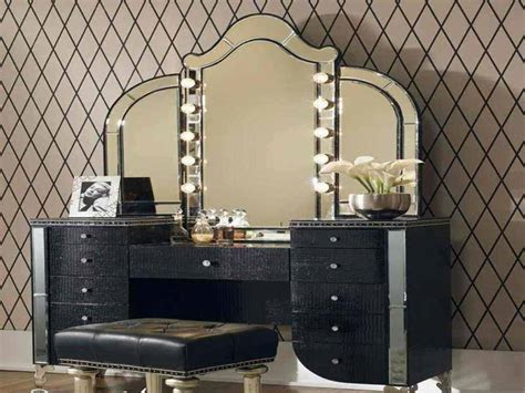 Vanity Dresser With Mirror And Lights by Build Makeup Vanity Mirror Ideas The Homy Design