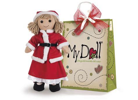 my doll my doll bambola natale gioconaturalmente ama srl
