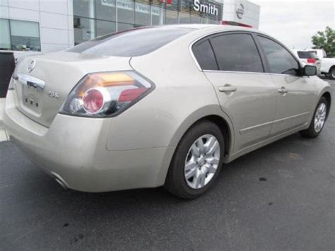 find used 2010 nissan altima 2 5 s in 6520 autopark drive fort smith arkansas united states