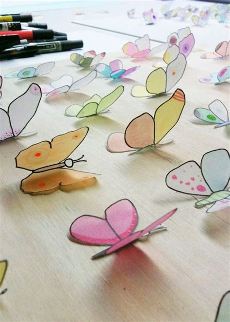 Vellum Craft Paper - 130 best easter butterfly decor images on