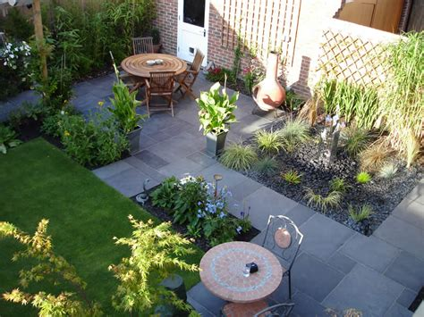 Garden Patio Ideas Uk Thinking About A New Patio Some Tips From A Patio Designer