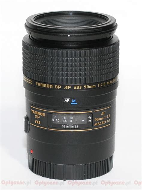 Lensa Macro Tamron Sp Af 90mm F28 Di 11 For Sony A Mount tamron sp af 90 mm f 2 8 di macro review introduction lenstip