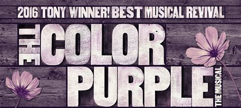 the color purple play the color purple adrienne arsht center