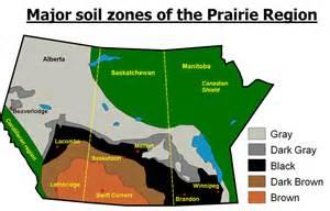 canada soil map canada