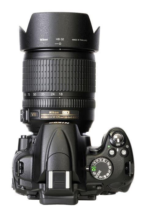 Nikon D5000 Lensa 18 105vr 4 reflex nikon d5000 18 105vr 3147240 darty