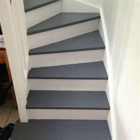 Peinture Pour Escalier En Bois V33 by Peinture V33 Escalier Ides