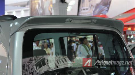 Spoiler With L Karimun Wagon R suzuki karimun wagon r dilago rear spoiler