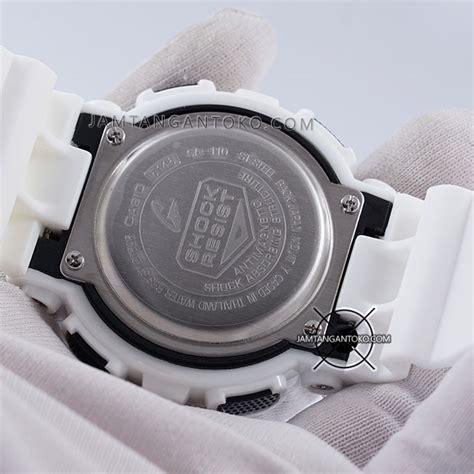 Jam Tangan G Shock Ori White harga sarap jam tangan g shock ga 110gw 7a white silver