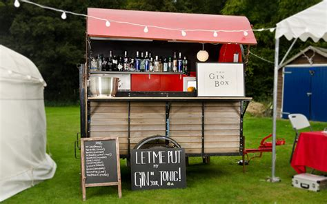 mobile drinks bar 5 voyagin mobile gin bars to spice up your events and