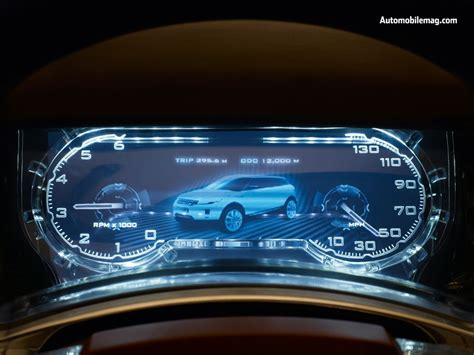 Cars With Digital Dashboards by And He Got The Diggy Dash That New Fast Car By