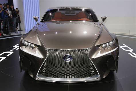 lexus lfcc 2012 paris lexus lf cc concept paves the way for next