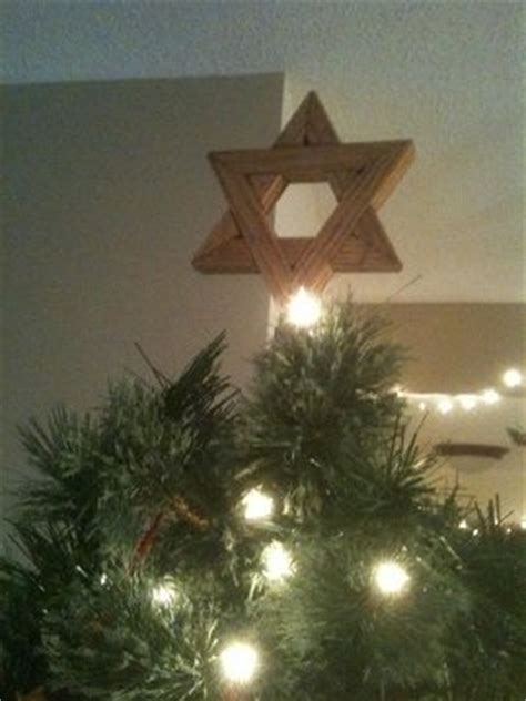 jewish star christmas tree topper of david tree topper by adhdan lumberjocks woodworking community