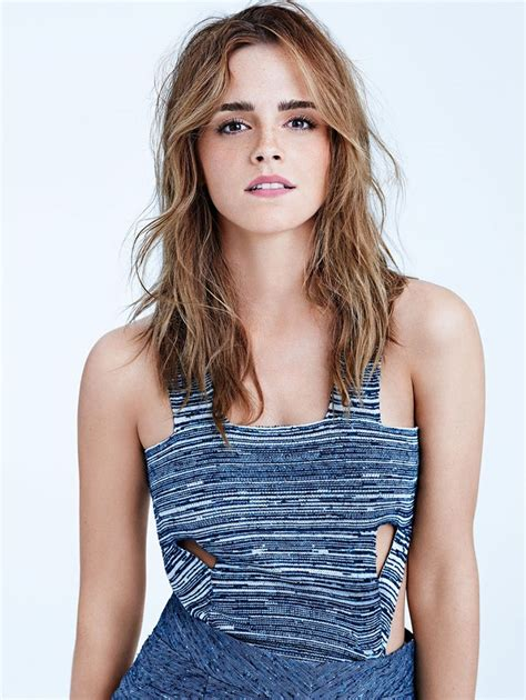 emma watson emma watson photoshoot for elle magazine uk december 2014