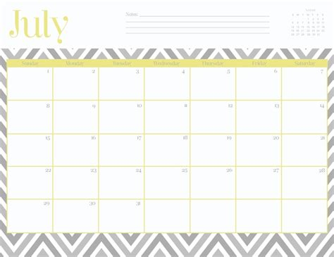 diy calendar template free monthly calendar templates diy projects