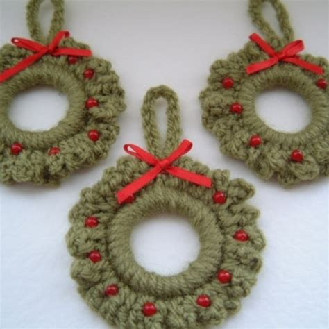 christmas crochet ornament patterns crochet for beginners