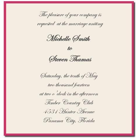 Wedding Card Address by Wedding Invitation Wording Wedding Respond Card Sles