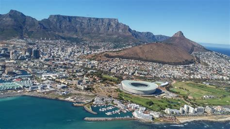 Table Mountain Cape Town by Tech Launches Of Its Incubator In Cape