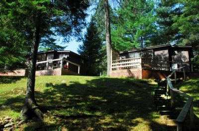 algonquin park ontario cottage rentals pines resort cottages